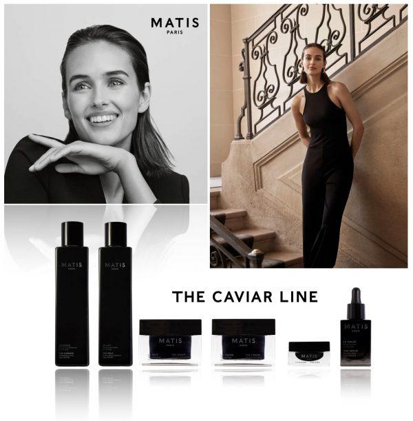 caviar line