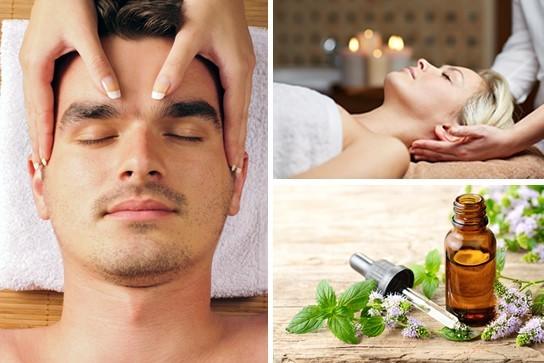 Indian Head Massage Oldham