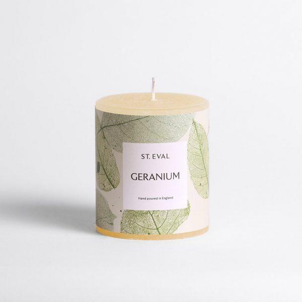 geranium pillar