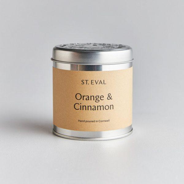 orange tin